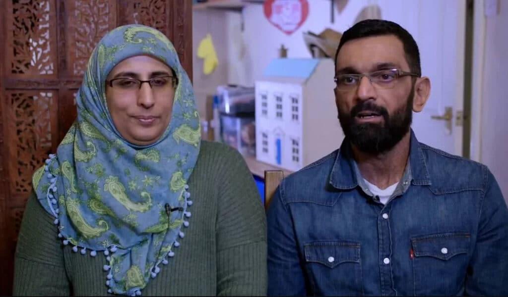 Nahila & Waleed