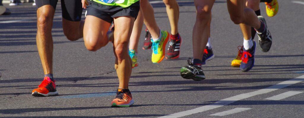 Run the virtual London marathon for CCS