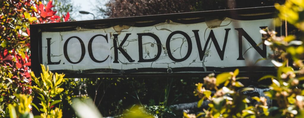 Thoughts on Lockdown from Hope